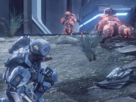 Halo 4: Not Out Yet by purpledragon104
