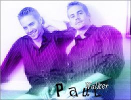 Paul Walker by tearxjerker