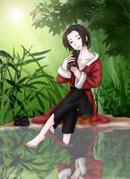 +Relax+ by BlackLadySango