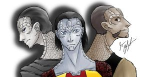 :Cardassians: by peanutchan