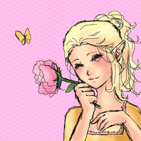 Flowers from Link by mayday-daywalker
