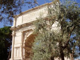Arch of Titus by majann