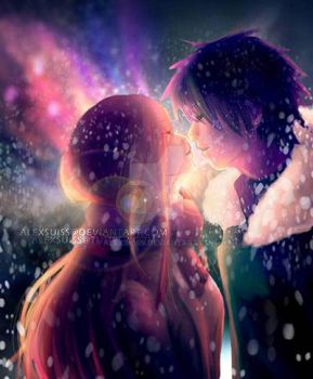 Jerza - Snowflakes by alexsuiss