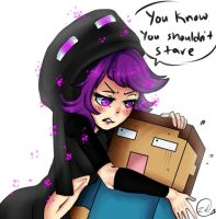 Endergirl anime by zeldaprincessgirl100