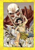 Fairy Tail 379,1 color cleaning written by Ulquiorra90