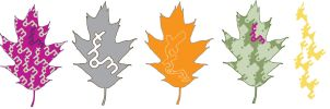 leaf logo by grafick