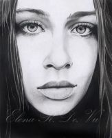 Fiona Apple by ElenaR