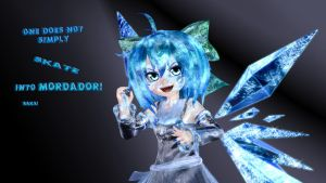 Cirno's Words of Wisdom by Primantis