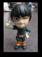 ROCK LEE by nikolaihoe27