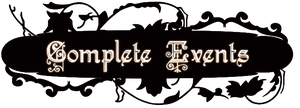 For PG: Complete Events by Kavilene