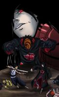 The true Puppet Master by JazylH