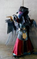 Transformed Tyrant Swain by Tacsigh-Cos