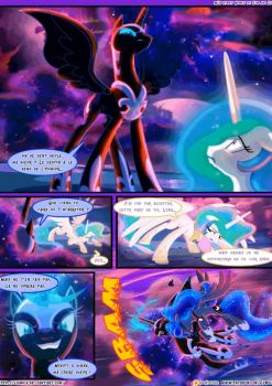 MLP - Timey Wimey page 75 by Bharb