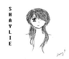 Shaylie by ballpennidenny