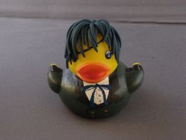 Ciel Phantomhive Duck 3 by spongekitty