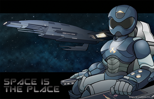 Space is the Place by TheSteveYurko
