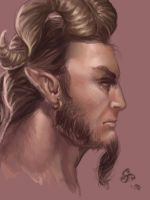 Faun by Cahlline