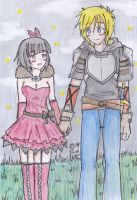 RWBY's Fanfic : Red Tulips and Daisies by KegiSpringfield
