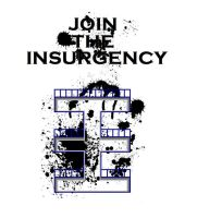 the insurgency. parkour logo by houksta