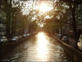 A Reflection of Amsterdam by green0
