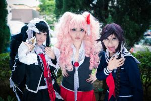 Danganronpa: Trigger Happy Havoc by thebakasaru