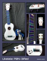 Ukelele: P0N-3ified by Snapai