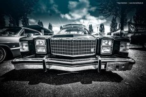Ford Ranchero Front by AmericanMuscle