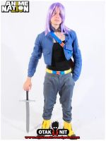Mirai Trunks Cosplay 2 by lordproject