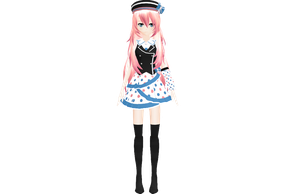 MMD: DownloadCmellLukaEdit by Nekofred
