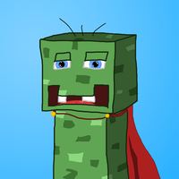 MineCraft - Cute Cweeper by LordSarito