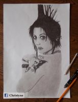 Brody Dalle by Christyne01