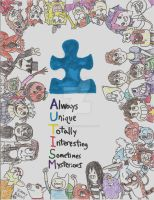 Autism Awareness 2 by CelmationPrince