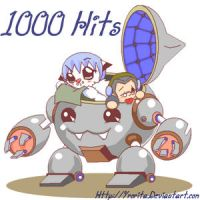 1000 Page views by Arice1995