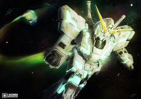 Light of Possibilities - Gundam Unicorn by Z3ros