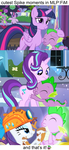 cutest Spike moments in MLP:FiM by titanium-pony