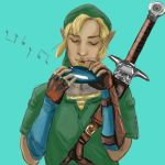 Musical Link Colored by Shellston