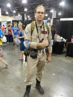 Phoenix Comicon 2014 Ghostbusters by Demon-Lord-Cosplay