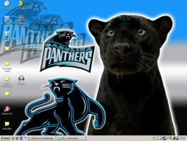Panthers Wallpaper by LordMalad