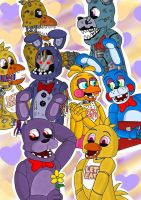Just Love by FNaF2FAN