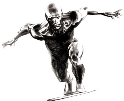 Rise of the Silver Surfer by episac