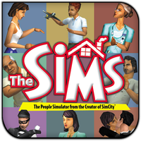 The Sims by griddark