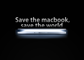 Save the macbook by Mechatron2300