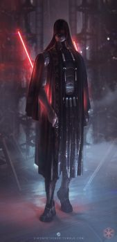 Sith Lord by simonfetscher