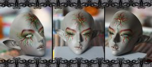 Soom Vampire Heliot - Face-Up by Kaalii