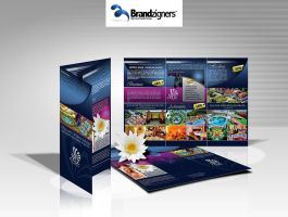 brochure spa by brandzigners