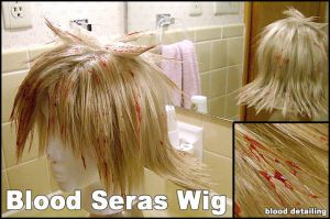 Blood Seras Wig. by cupcake-rufflebutt