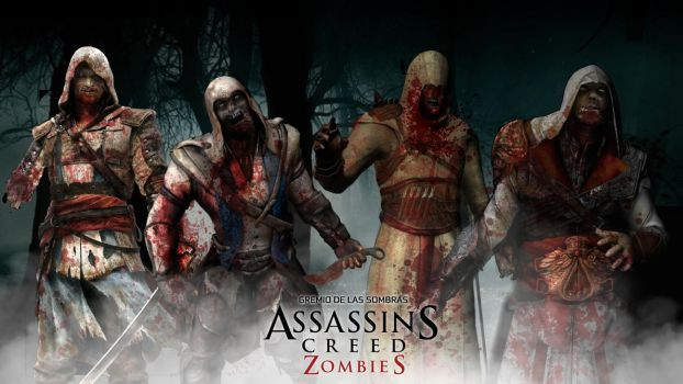 Assassin's Creed Zombies by satanic-soldier