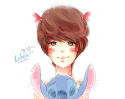 Bambi Luhan by ScouserScream