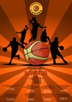 Basketball poster by morcov82