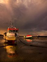 Northumberland Boats by newcastlemale